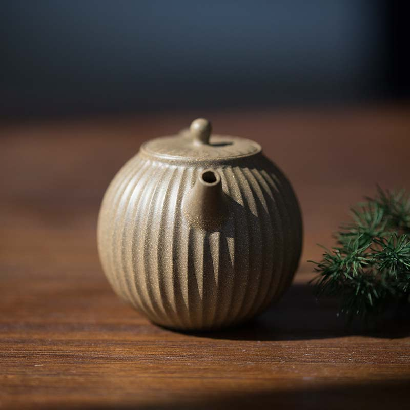 full-moon-sculpted-yixing-duanni-teapot-4