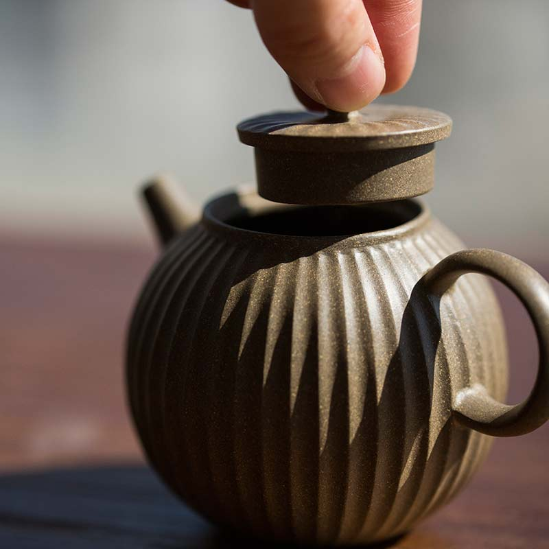 full-moon-sculpted-yixing-duanni-teapot-5