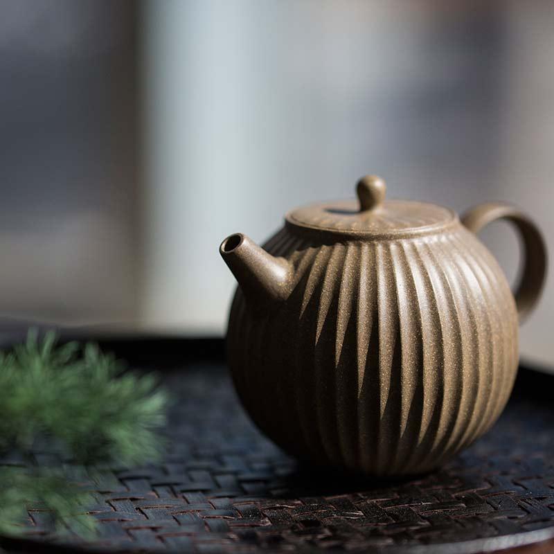 full-moon-sculpted-yixing-duanni-teapot-7