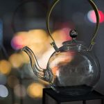 Galaxy Glass Kettle/Boiler
