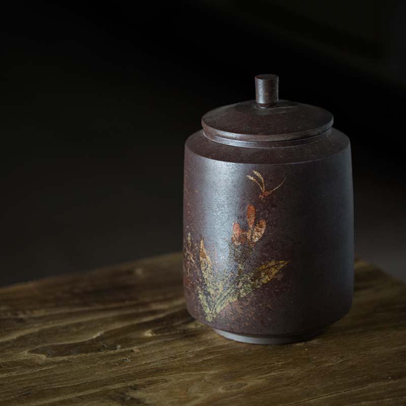 Little Moments Wood Fired Jianshui Tea Jars