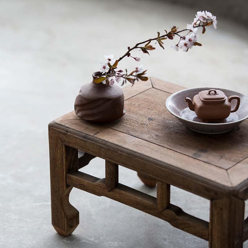 Rufang Yixing Duanni Clay Teapot
