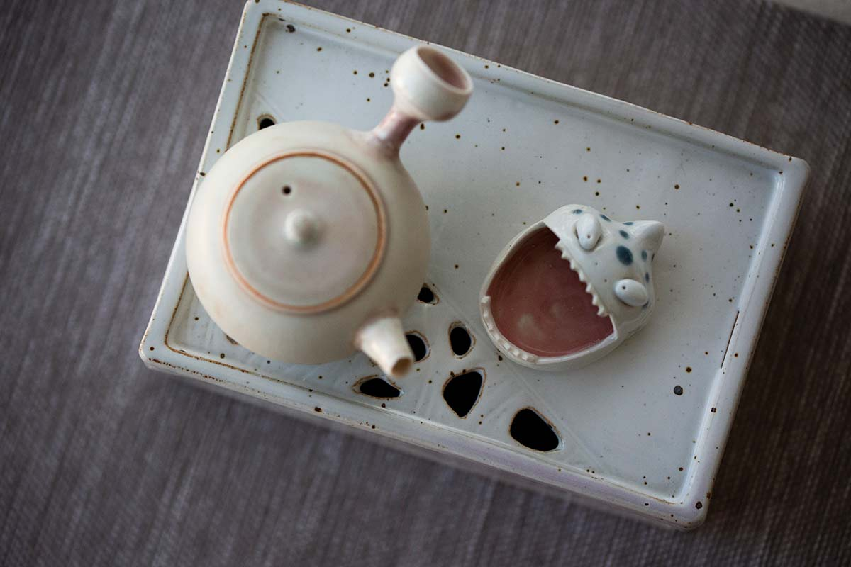 Tea Shark Tea Pet
