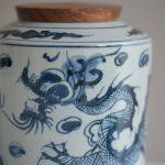 Vault Tea Jar