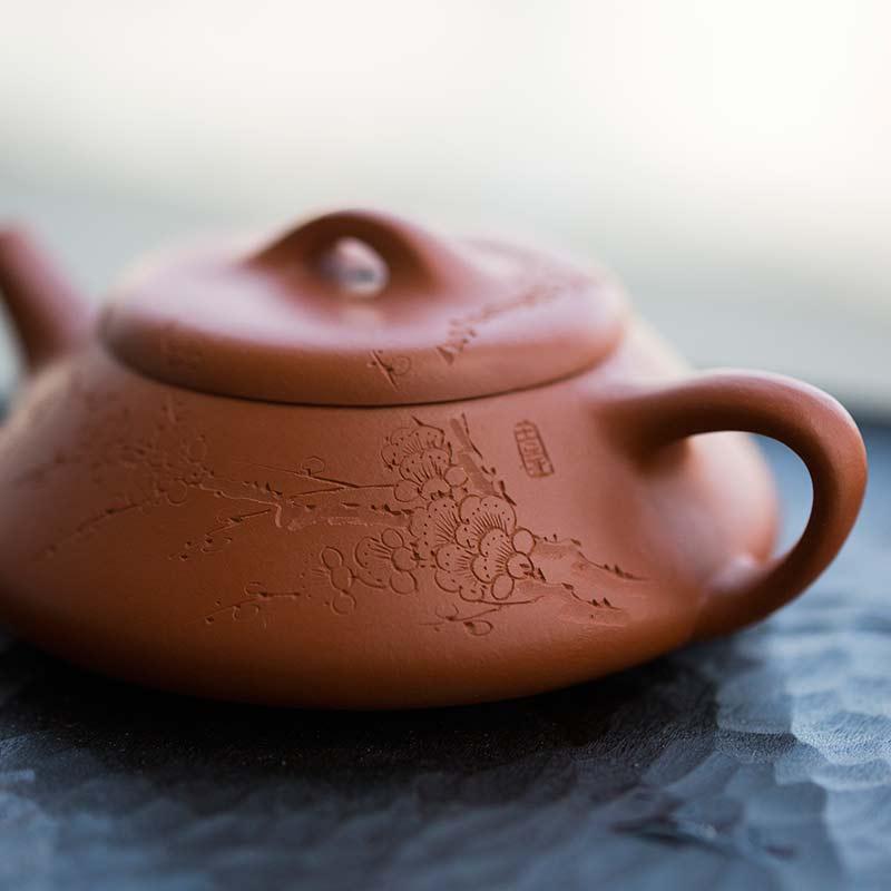 plum-blossom-yixing-zhuni-shipiao-teapot-1