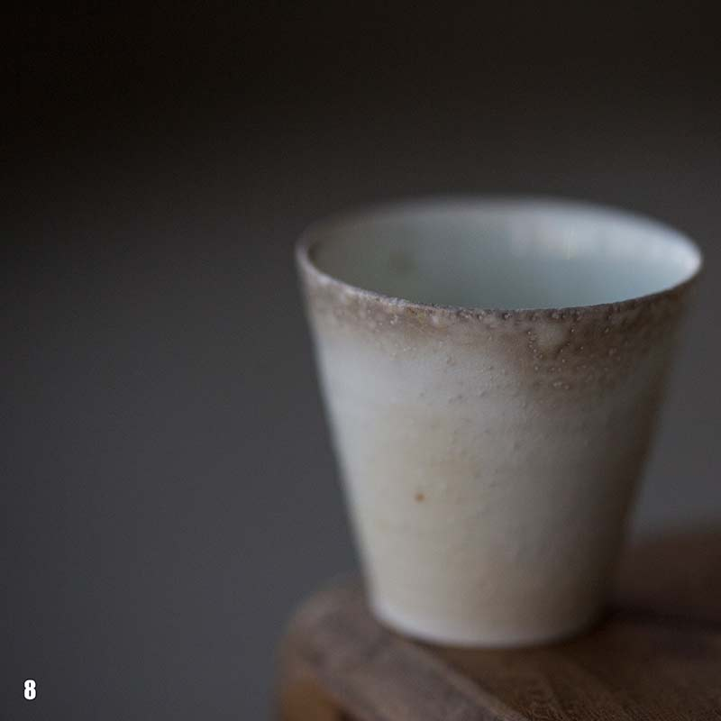 Sublime Wood Fired Teacup