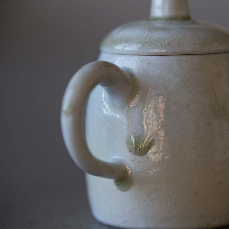 Sublime Wood Fired Teapot – Xue