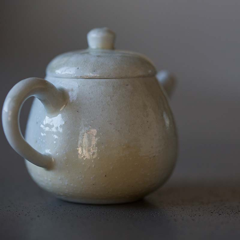Sublime Wood Fired Teapot – Yue