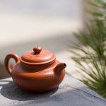 Xinjing Engraved Yixing Zhuni Clay Teapot – Fanggu