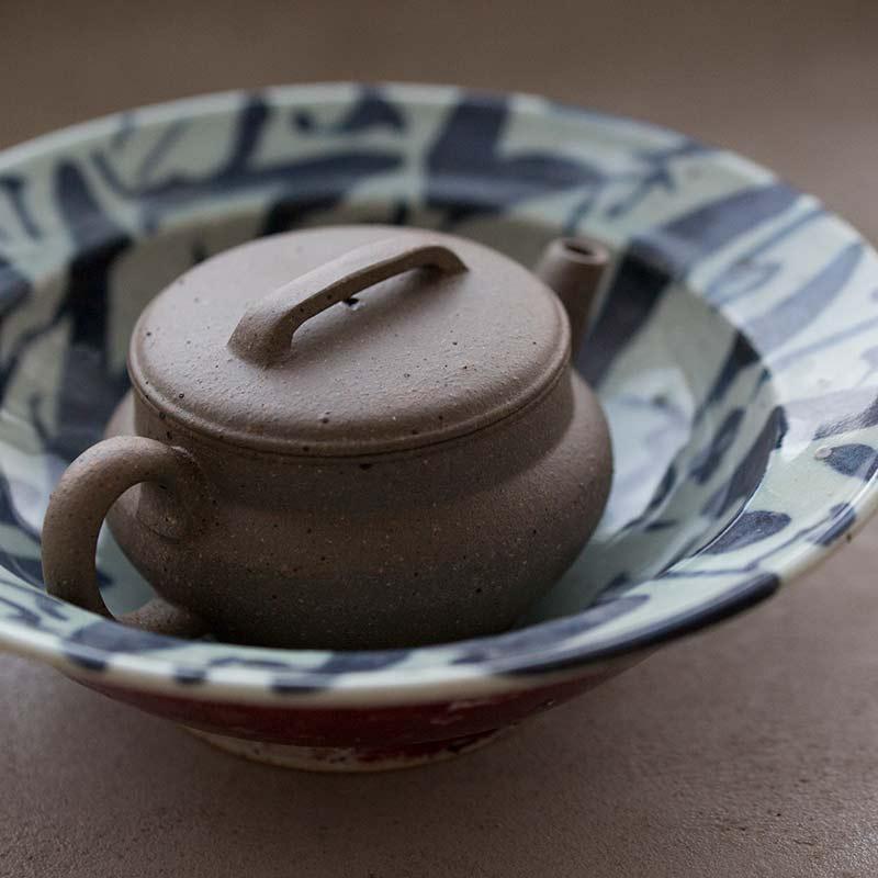 Cannon Yixing Lao Qinghui Duanni Clay Teapot