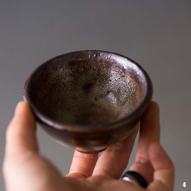 Moonrock Teacup