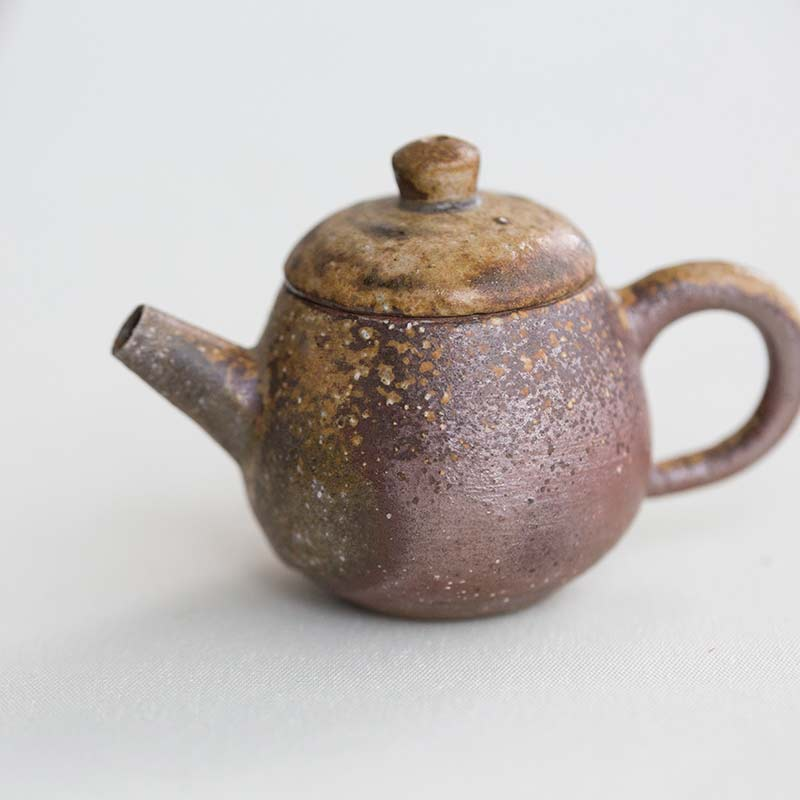 Sublime Wood Fired Teapot – Tu