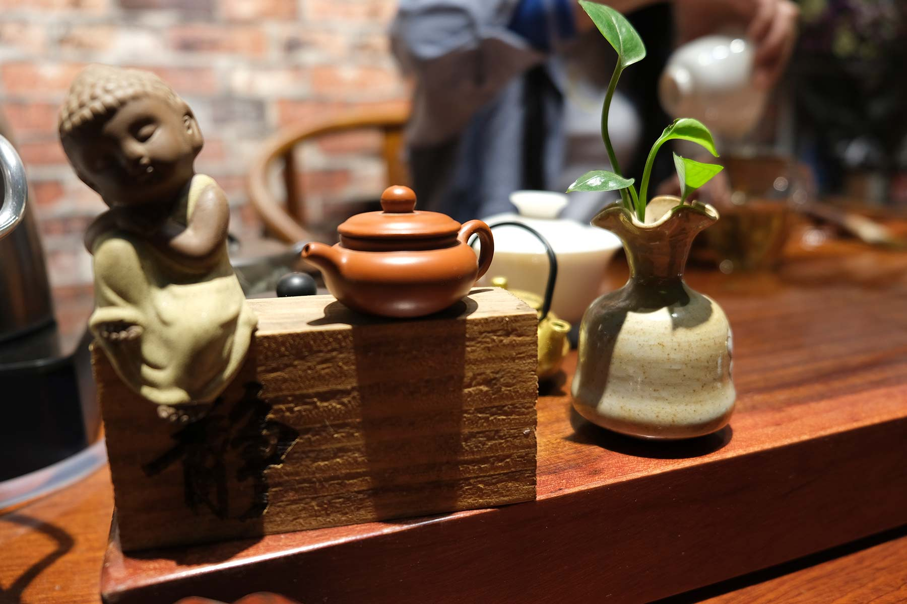 The Tea Market Experience – April 2019
