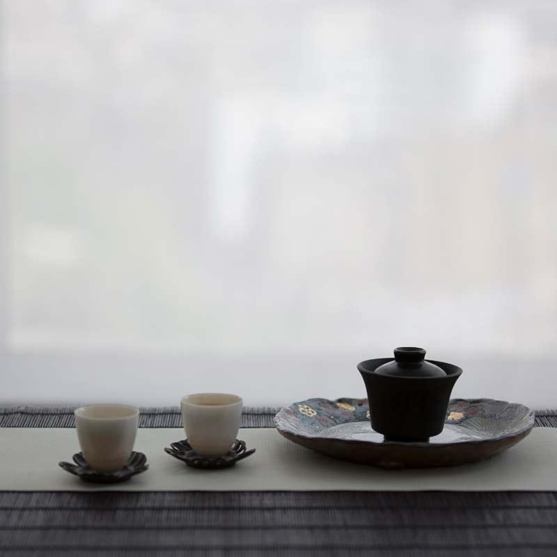 Workhorse Jianshui Zitao Purple Clay Gaiwan