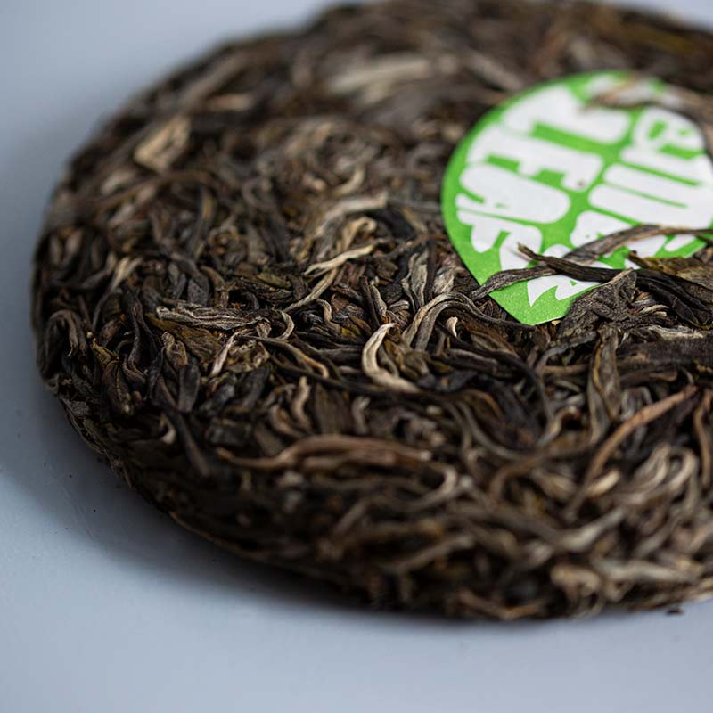 Bitter End 2019 Laomane Raw Puer