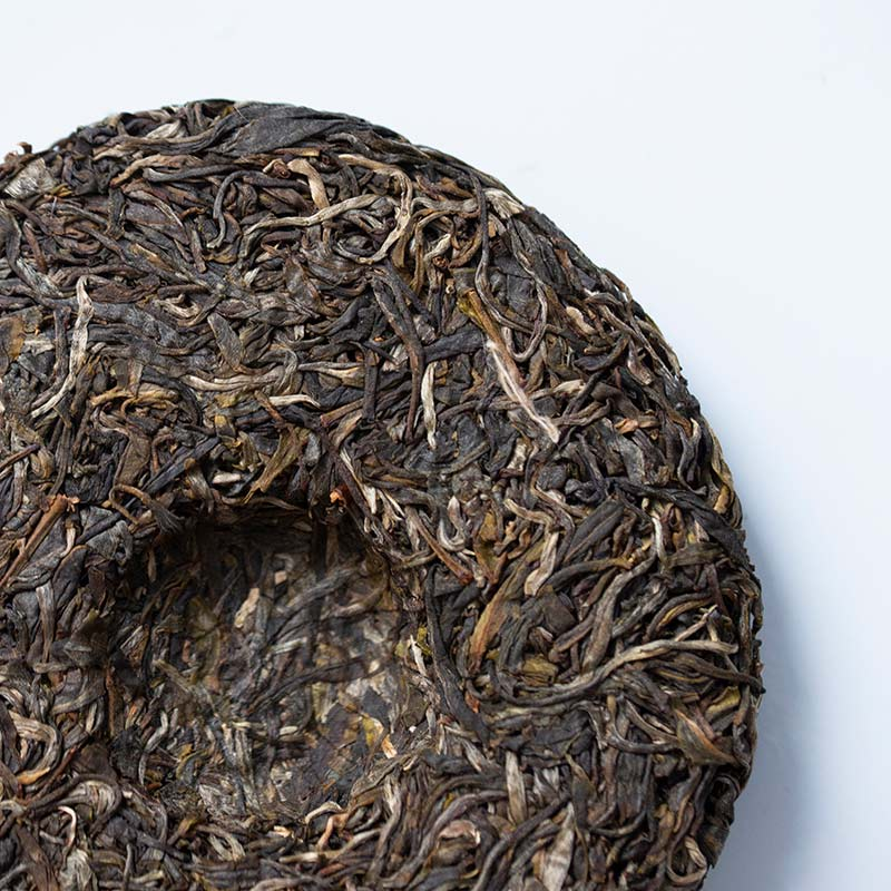 Long Live The Queen 2019 Yiwu Raw Puer