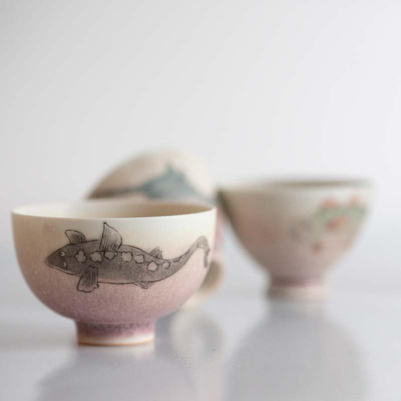 Under the Sea Teacups