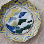 North of the Clouds Tea Tray Pot Support