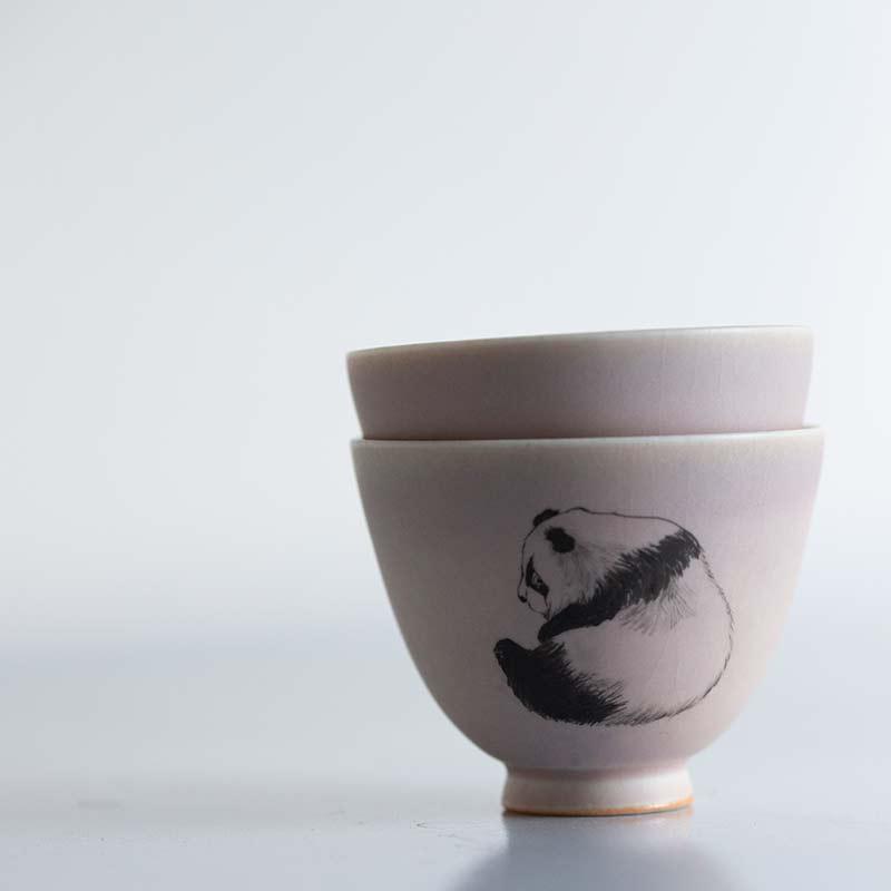 Bao Bao Panda Teacups