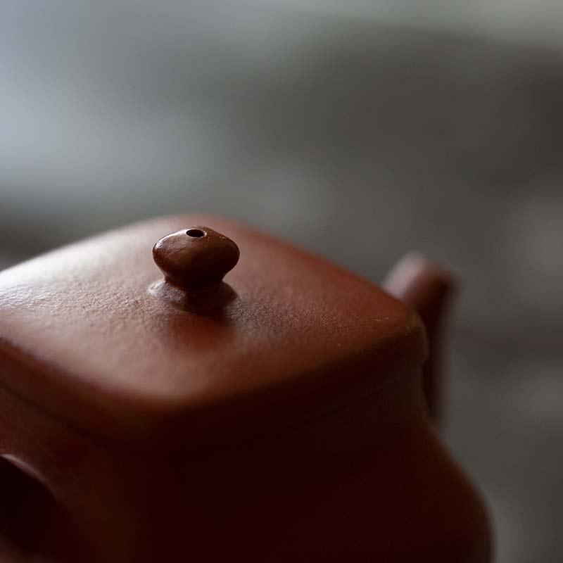 Sizufangdeng Yixing Zhuni Clay Teapot