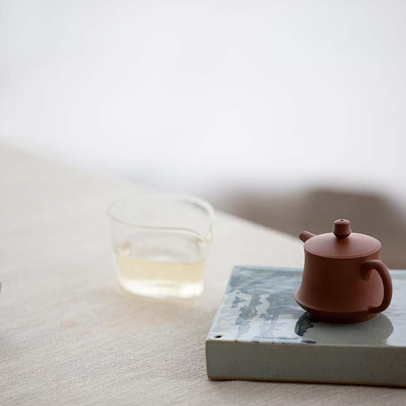 Chaozhou Zhuni Clay Bell Teapot