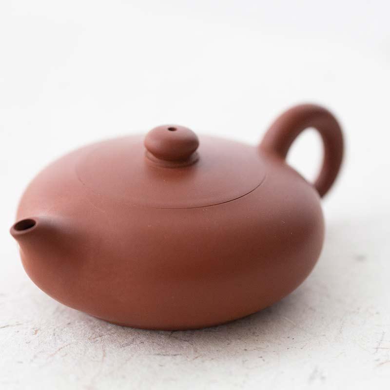 Chaozhou Zhuni Clay Pebble Teapot