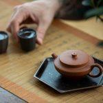 Feidie Yixing Jiangponi Teapot