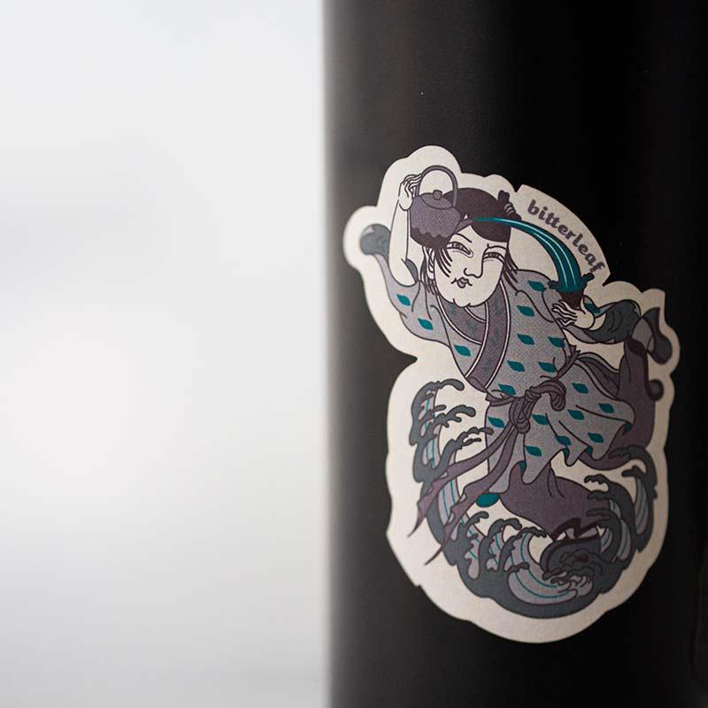 BL Teawear Series Stickers