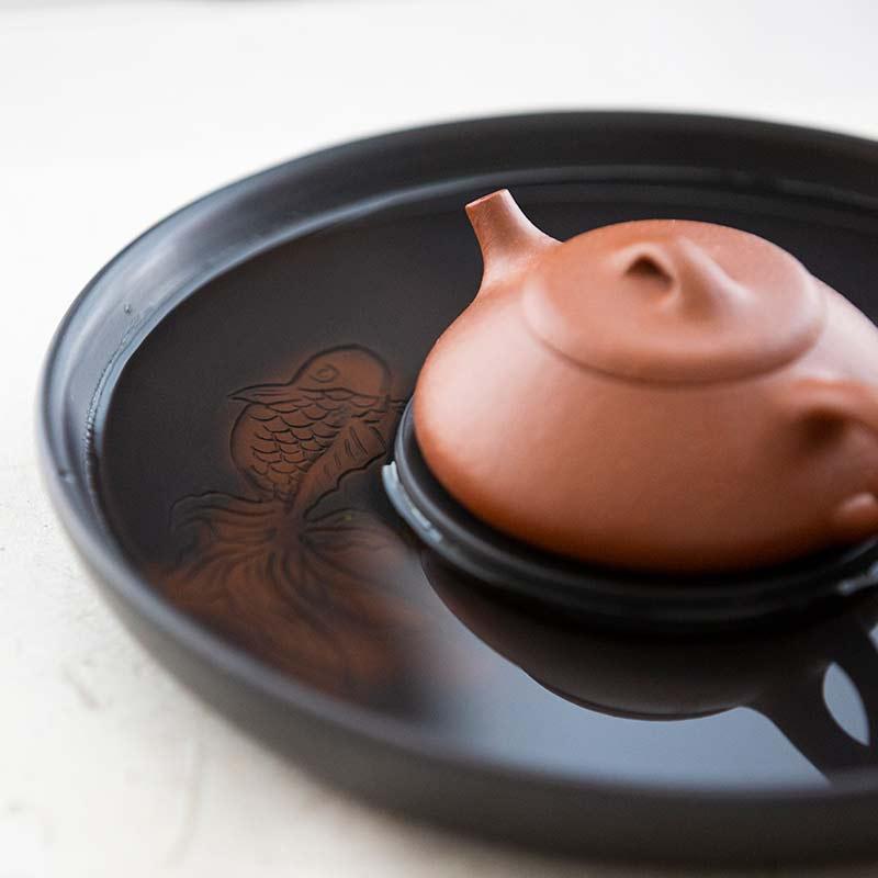 Pond Jianshui Zitao Pot Support