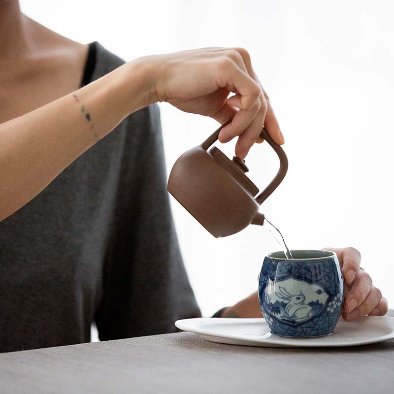 Into the Forest Teacup