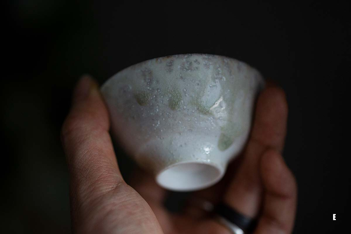 Sublime Wood Fired Teacup II
