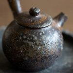 Sublime Wood Fired Kyusu Teapot – Chen