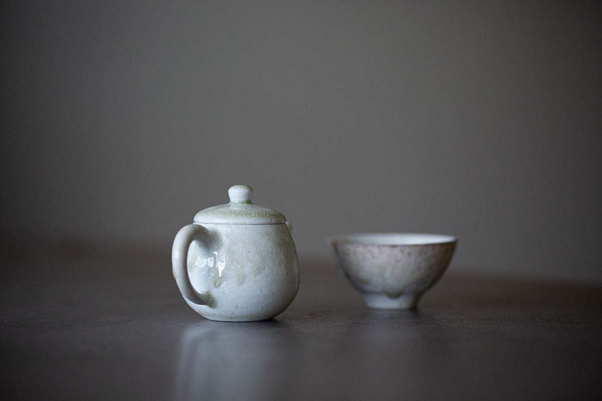 Sublime Wood Fired Teapot – Liu