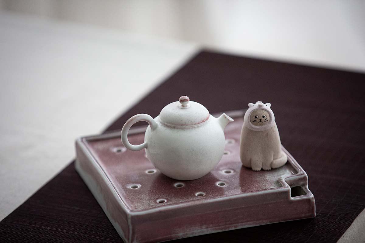 Tea Meowster Tea Pet: Costume