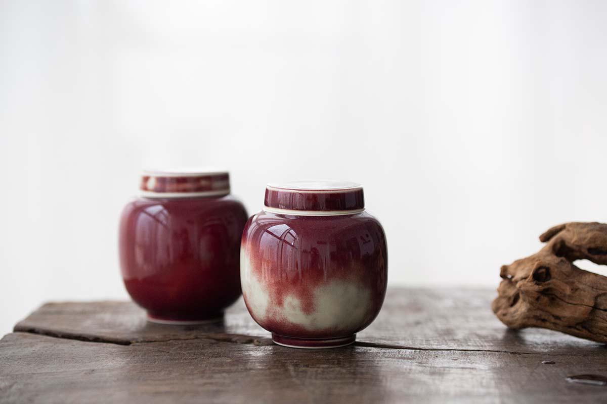 1001 Tea Jars #3