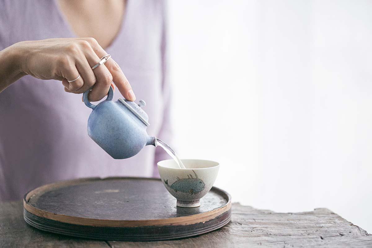 1001 Teapots -Teapot #186