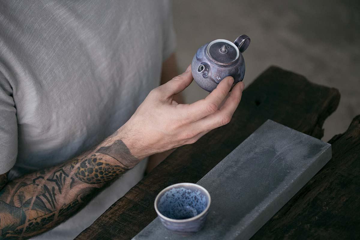 1001 Teapots -Teapot #191