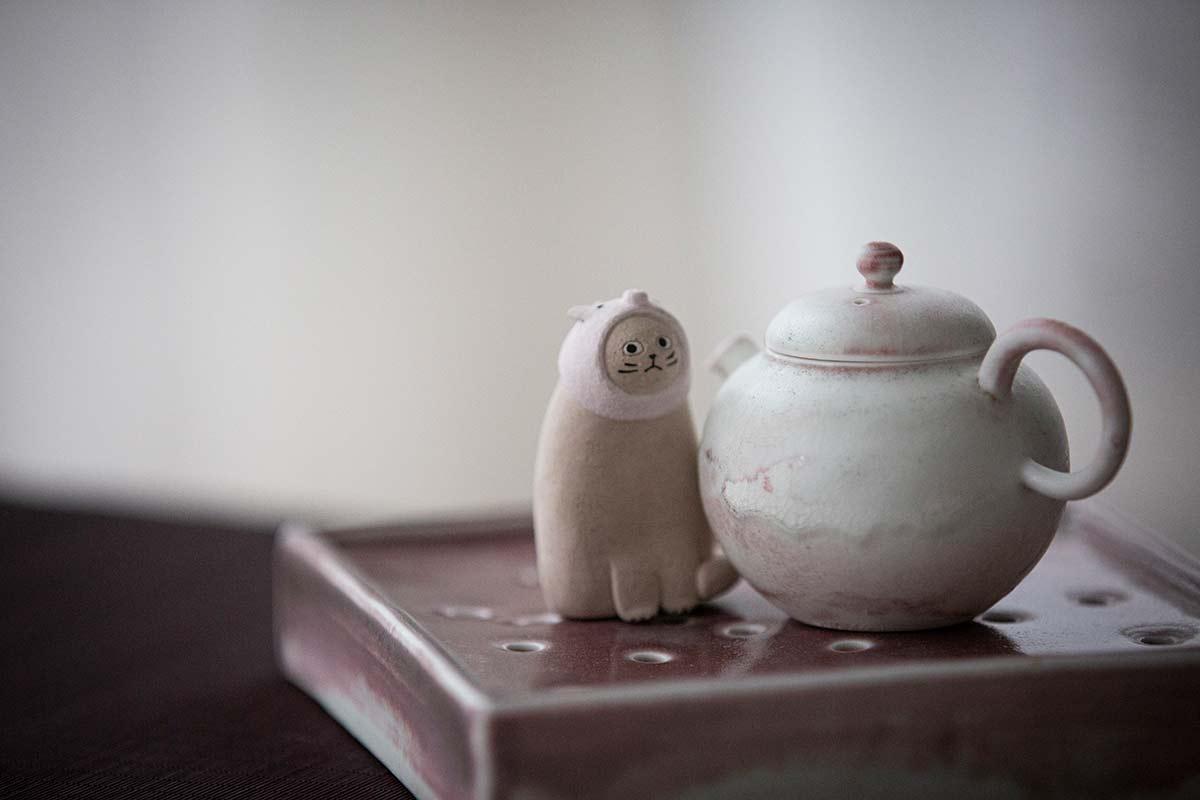 1001 Teapots -Teapot #195