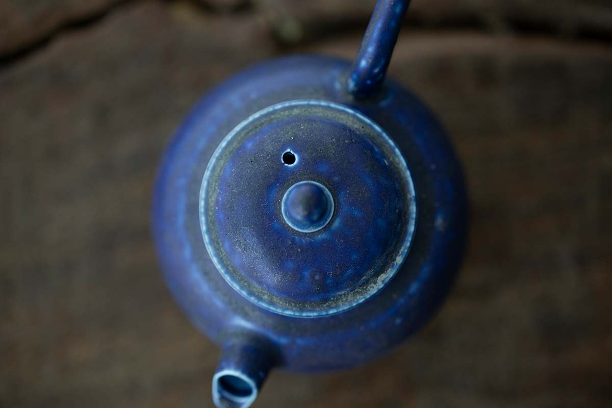 1001 Teapots -Teapot #196