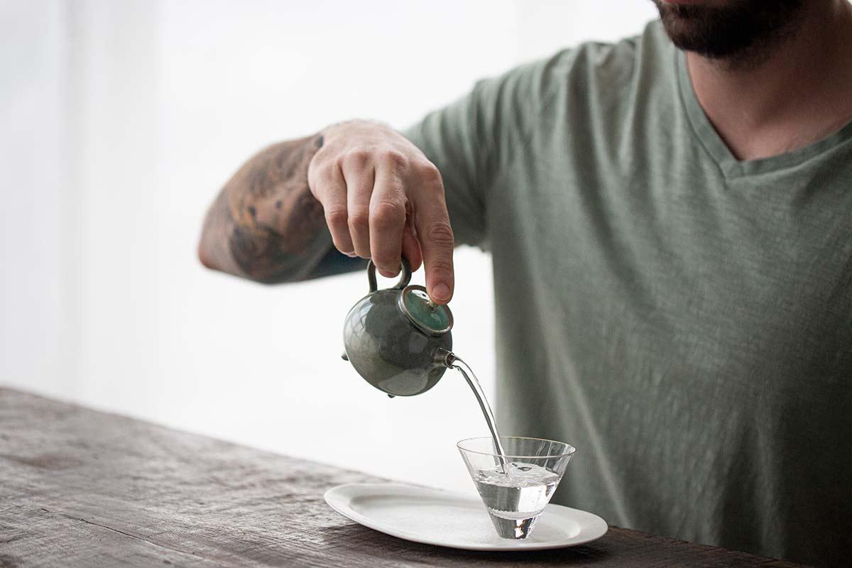 1001 Teapots -Teapot #197