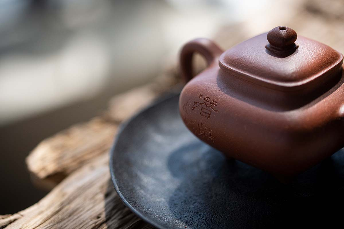 Dragon Chuanlu Yixing Jiangponi Clay Teapot