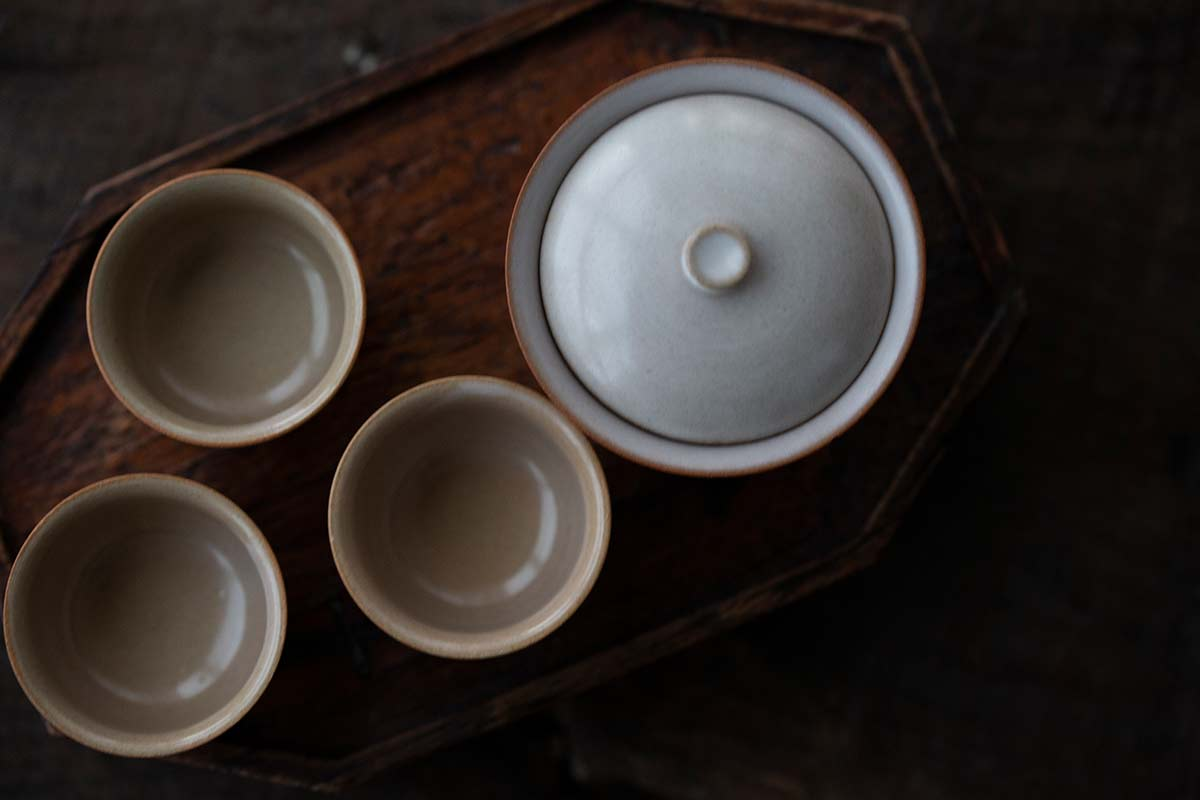 Eggshell Teacup
