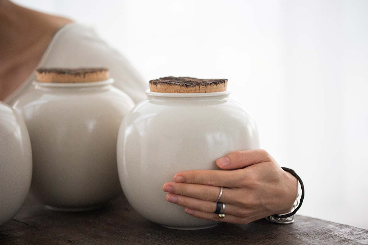Lucid Tea Jar (Large)