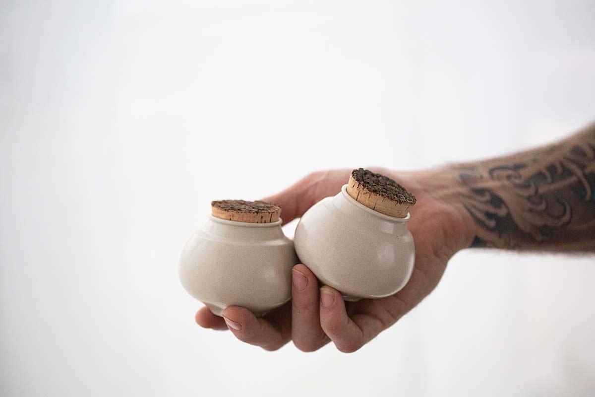 Lucid Tea Jar (Small)