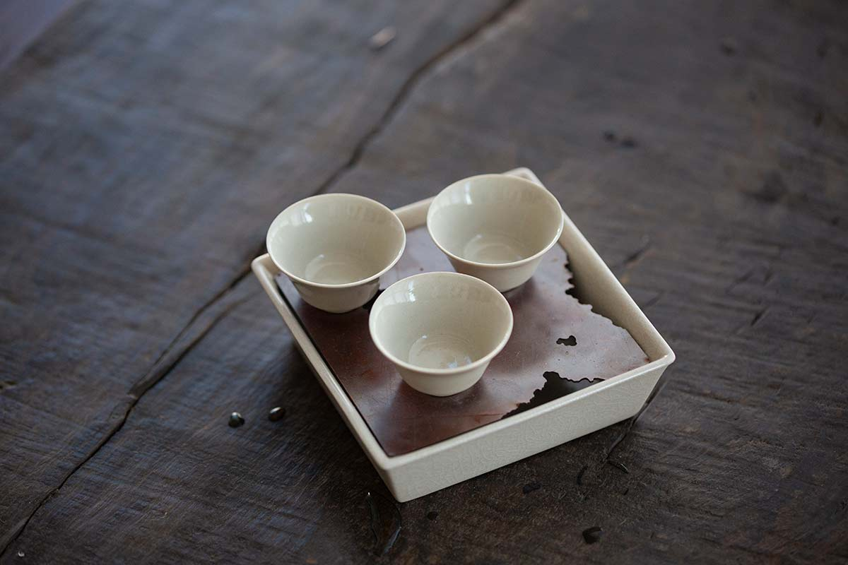 Lucid Tea Tray (Square)