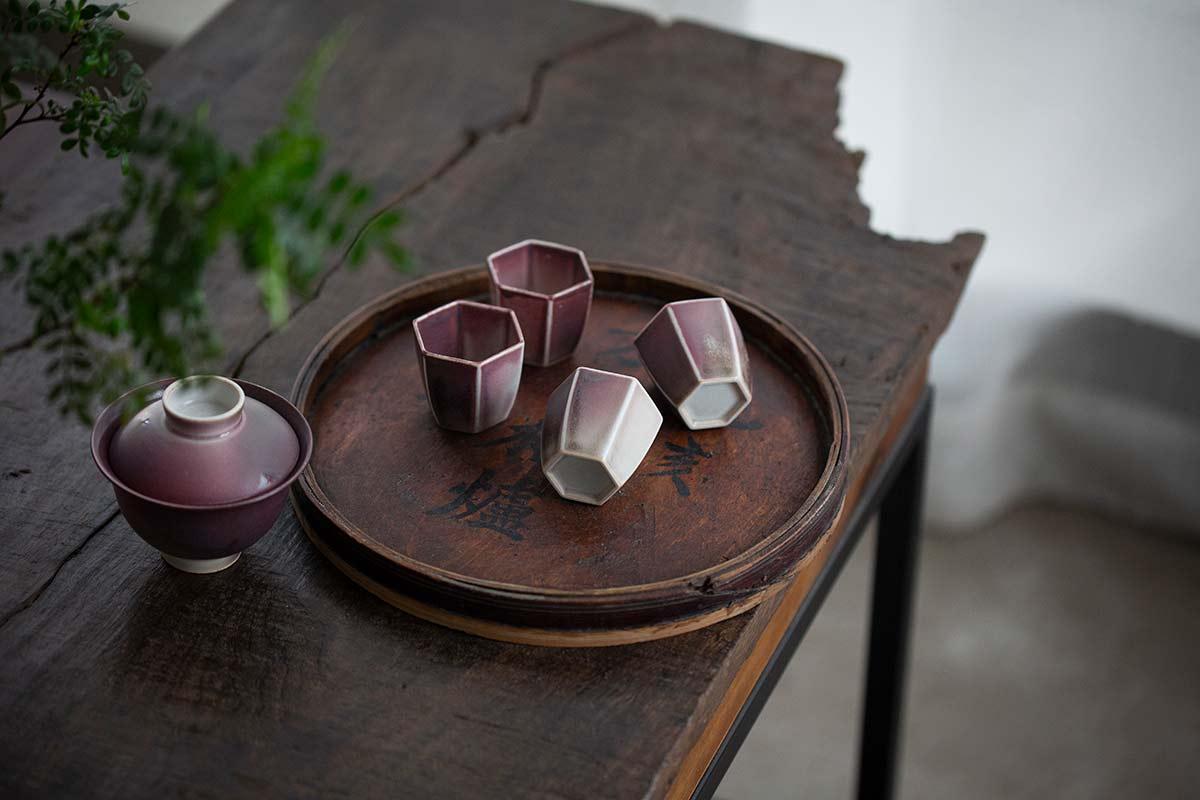 Moon-Hex Teacup
