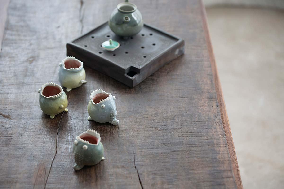 Tea Monster Tea Pet