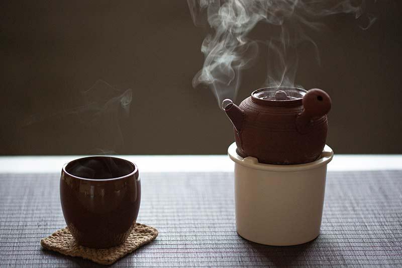 Hearth Boiler and Stove Set