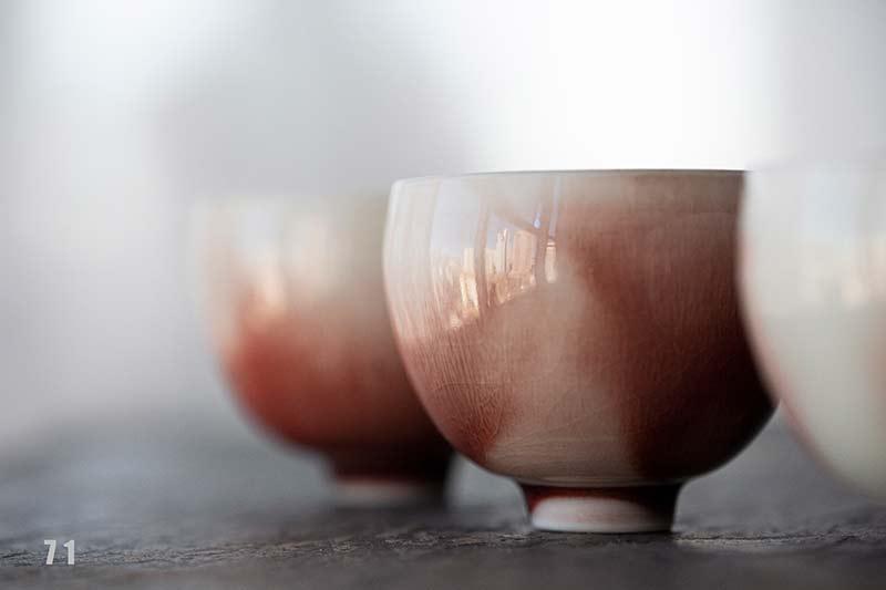1001 Teacups #67-73