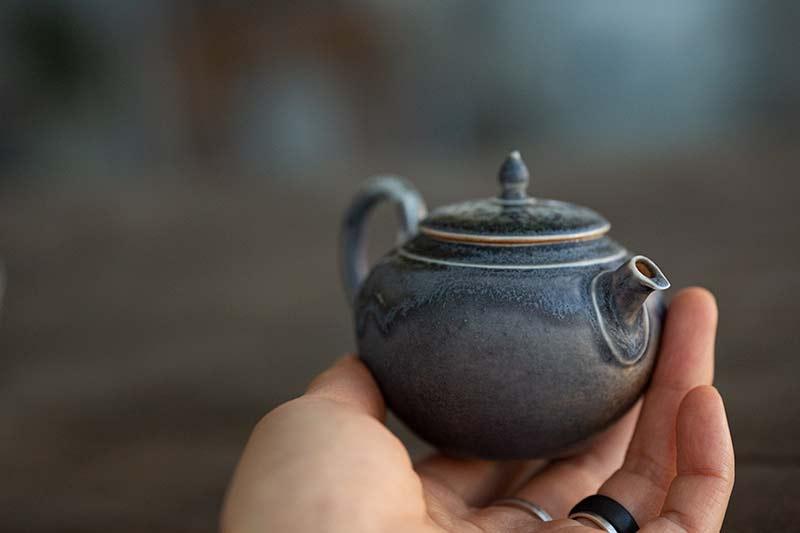 1001 Teapots -Teapot #217